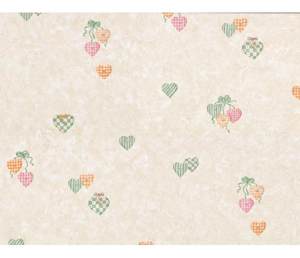 Kids Hearts Wallpaper 60049 Linda McDonald, Inc.