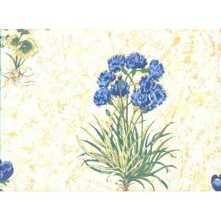 Floral Wallpaper 6021d