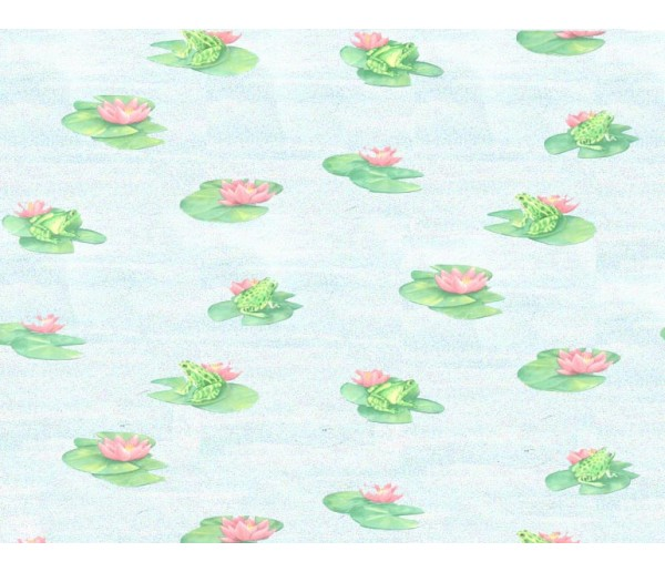 Animals Frogs Wallpaper 6044PKB Fine Decor Wallcoverings