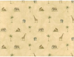 Animals Wallpaper 6052PKB