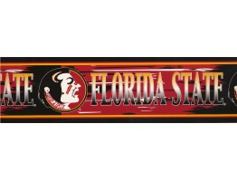 Prepasted Wallpaper Borders - Florida State Wall Paper Border 6510 SJC