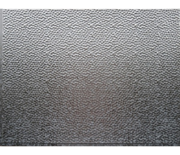 Wall Panels: Backsplash Tiles  - Decorative Thermoplastic Tile 18 X 24 Lamina Galvanized