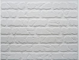 Backsplash Tiles  - Decorative Thermoplastic Tile 18 X 24 Bricks Paintable