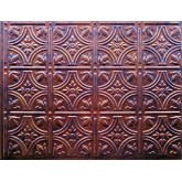 Wall Panels: Backsplash Tiles  - Decorative Thermoplastic Tile 18 X 24 Empire Moonstone Copper