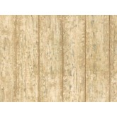 Country Wallpaper: Faux Wood Wallpaper AFR7144