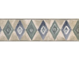 Diamond Wallpaper Border 72860 OA
