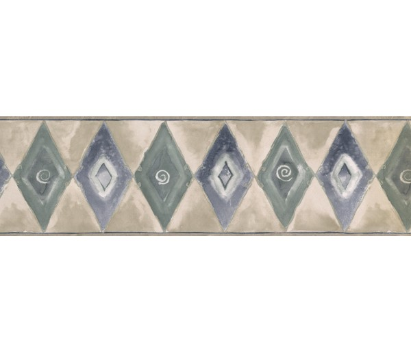 Vintage Borders Diamond Wallpaper Border 72860 OA York Wallcoverings
