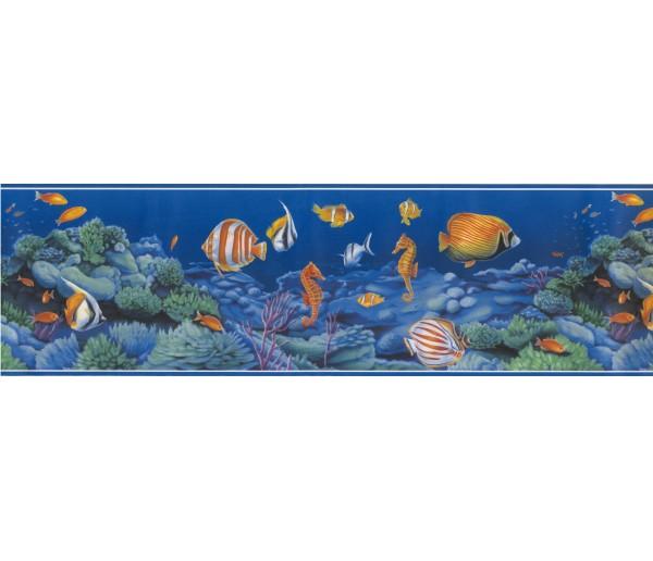 Sea World Borders Sea World Wallpaper Border 72886 OA