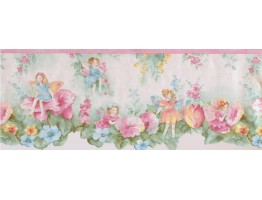 Faith And Angel Wallpaper Border 74176 RG