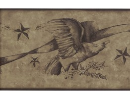 Prepasted Wallpaper Borders - Bird Wall Paper Border 75B56812
