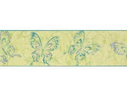 Butterfly Wallpaper Border 7610 CK