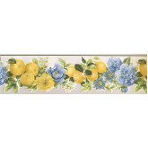 Garden Wallpaper Borders: Fruits Wallpaper Border 77663 MK