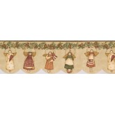 Faith and Angels Angels Wallpaper Border 77719 BT York Wallcoverings