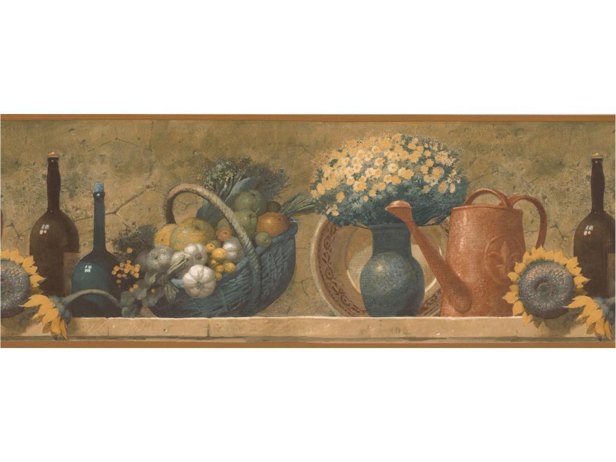 Kitchen Wallpaper Borders 78269 Tk