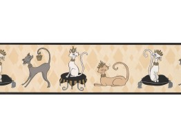 Kids Wallpaper Border 8251 RU