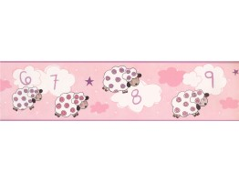 Kids Wallpaper Border 9164 YS