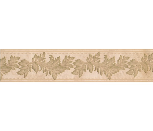 Garden Wallpaper Borders: Floral Wallpaper Border 93308