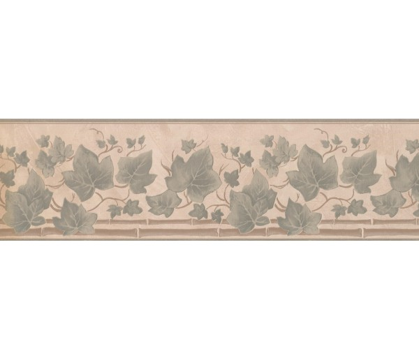 Garden Wallpaper Borders: Floral Wallpaper Border 93384