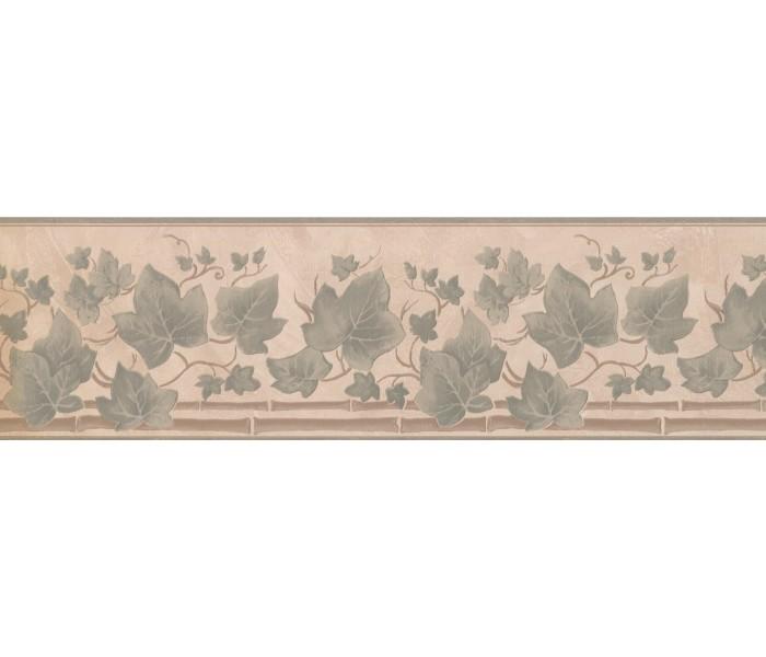 Garden Wallpaper Borders: Floral Wallpaper Border 93384
