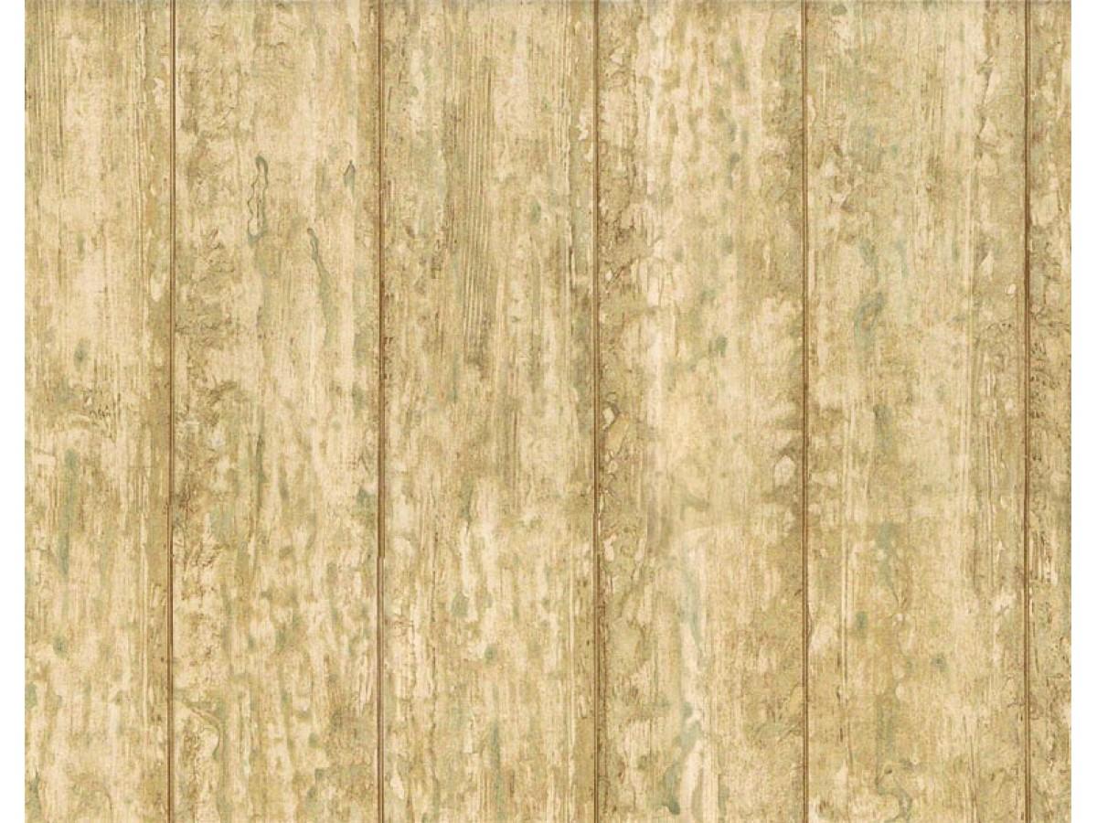 Faux Wood Wallpaper Afr7143