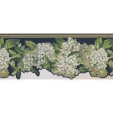 Floral Wallpaper Borders: Floral Wallpaper Border 7439 AK