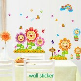 Wall Decals Floral Wall Decals AM7045