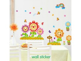 Floral Wall Decals AM7045