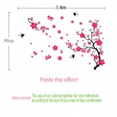 Wall Decals Floral Wall Decals AY818