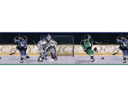 Prepasted Wallpaper Borders - Sports Wall Paper Border SP10652B