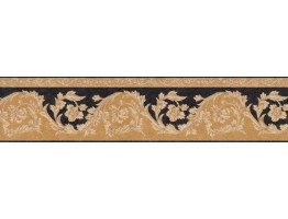 Prepasted Wallpaper Borders - Contemporary Wall Paper Border B21511