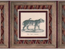 Animals Wallpaper Border B2161WD