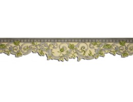 Prepasted Wallpaper Borders - Leafs Wall Paper Border SF30010DC