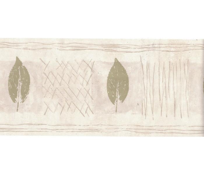 Garden Wallpaper Borders: Leaves Wallpaper Border B49919