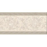 New  Arrivals Wall Borders: Vintage Wallpaper Border B5169