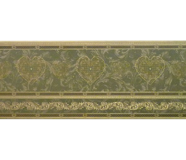Vintage Wallpaper Borders: Vintage Wallpaper Border Des57816