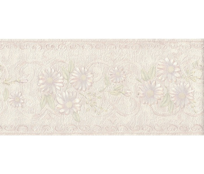 Floral Wallpaper Borders: Flower Wallpaper Border B6264