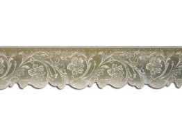 Prepasted Wallpaper Borders - Floral Wall Paper Border 65124DC