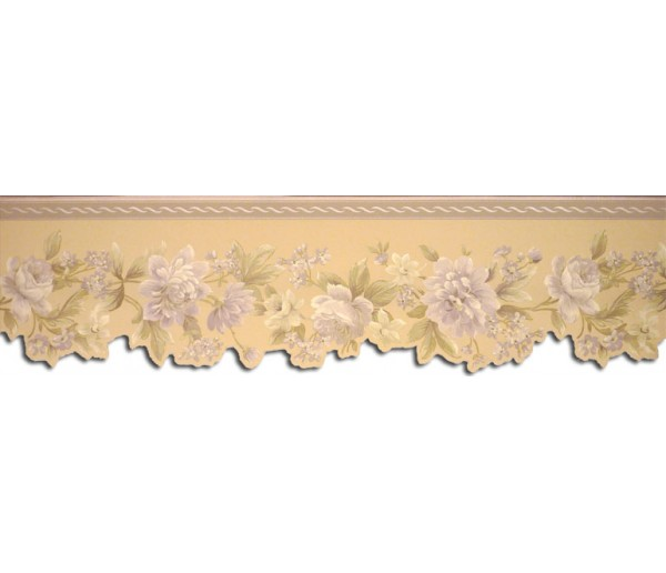 Clearance: Roses Wallpaper Border 67103DC