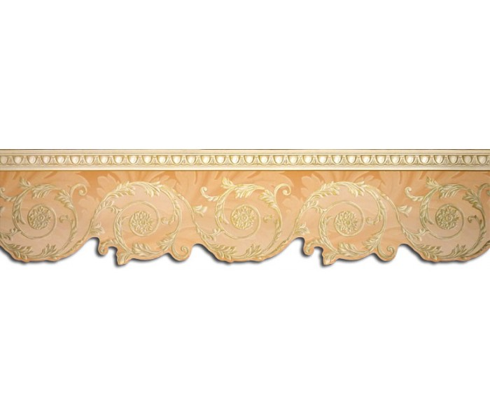 Vintage Wallpaper Borders: Vintage Wallpaper Border Des67122DC