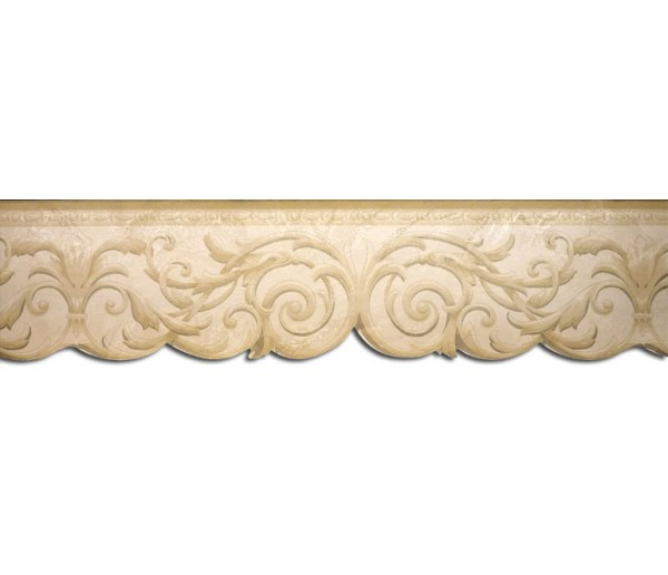 Prepasted Wallpaper Borders - Vintage Wall Paper Border NS71804DC