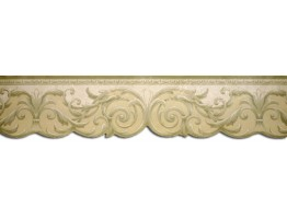 Prepasted Wallpaper Borders - Vintage Wall Paper Border NS71805DC