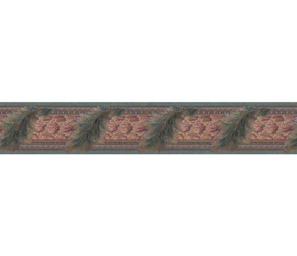 Clearance: Contemporary Wallpaper Border B71975