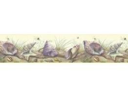 Prepasted Wallpaper Borders - Counch Wall Paper Border KS74354