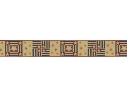 Prepasted Wallpaper Borders - Stars Wall Paper Border B75694