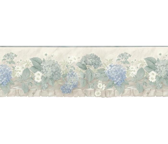 Floral Wallpaper Borders: Floral Wallpaper Border b75701
