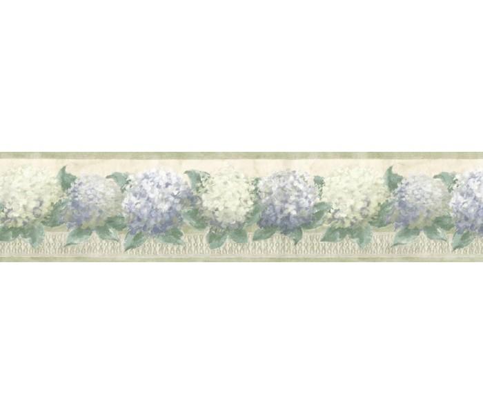 Floral Wallpaper Borders: Floral Wallpaper Border b75727
