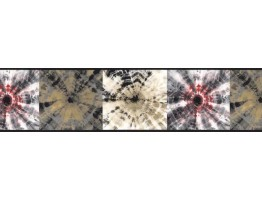 Prepasted Wallpaper Borders - Contemporary Wall Paper Border CT78180