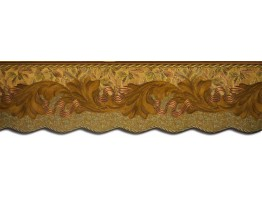 Prepasted Wallpaper Borders - Contemporary Wall Paper Border 87948DC