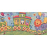 Nursery Wallpaper Borders: Kids Wallpaper Border 11061 BE 12