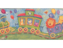Kids Wallpaper Border 11061 BE 12